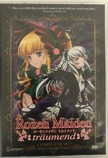 Rozen Maiden - Traumend - Box Set - ANIME - (DVD, 2009, 3-Disc Set) U.S Release