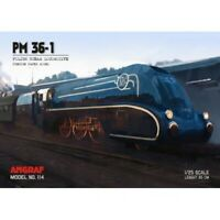 ORIGINAL PAPER-CARD MODEL KIT - PM 36-1 LOCOMOTIVE