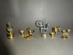 Metal furniture for dolls