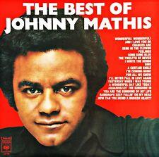 Johnny Mathis - The Best Of Johnny Mathis Vinyl LP EX/EX