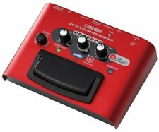 BOSS VE-2 VOCAL harmonist PEDAL EFFECT PROFESSIONAL per voce  Roland