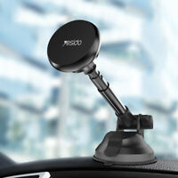 Hands-Free Telescopic Magnetic Car Phone Holder Home Mount For iPhone Samsung