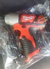 Milwaukee M12 Brushed 12 Volt Impact Driver Skin only