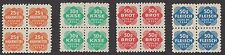 1944 VINTAGE PSYOP BRITISH OPERATION OVERLORD FORGED GERMAN RATION STAMPS