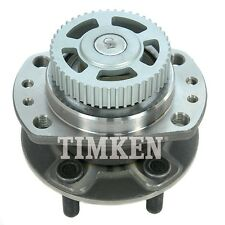 Wheel Bearing and Hub Assembly Rear Timken 512155