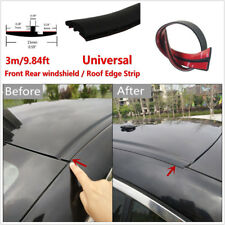 10ft/3m T Shape Car Sunroof  Windshield Protector Rubber Seal Strip Sealing Trim