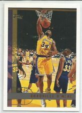 1997-98 Topps #109  Shaquille O'Neal Los Angeles Lakers