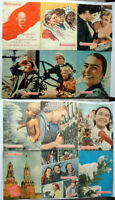1959 Rabotnitsa Full Set of 12 Magazines USSR Russian Soviet Vintage Book Rare