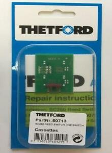 THETFORD C250 REED SWITCH ONE SPARE CIRCUIT BOARD CASSETTE TOILET CARAVAN SPARE