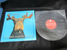 Timebox Original Moose on The Loose US Vinyl LP Mike Patto Ollie Halsall Tempest