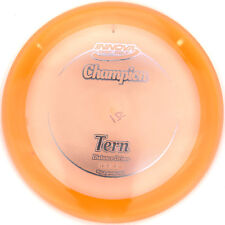 New Orange Champion Tern Distance Driver 175g Innova Disc Golf Silver Foil Stamp