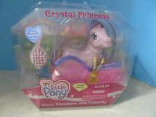NEW My Little Pony Crystal Princess Sunny Adventures with Fluttershy NIP MLP