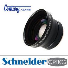 CENTURY DS-65CV-58 Canon GL2/GL1 JVC GY-DV300 JY-HD10 46/58mm Weitwinkel-Vorsatz
