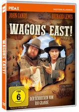 Wagons East! - Der Schrecken vom Rio Grande * DVD Western Komödie * Pidax Neu
