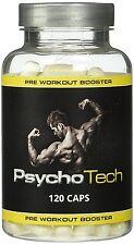 Psychotech Preworkout Booster Muskelaufbau Arginin Citrullin Malat Pump Booster