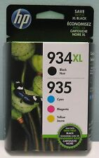 HP 934XL / 935 COMBO NEW GENUINE VALUE PACK INK CARTRIDGES