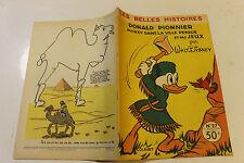 LES BELLES HISTOIRES DE DISNEY 27 avril 1956 DONALD pionnier
