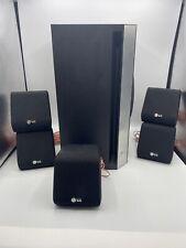 LG Sonido Envolvente 5.1 Home Cinema System Sh32sd-s (DVD no Model: Incluido)