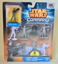 Star Wars Rebels Command Imperial Assault recouvrable Set Figure MOSC scellé 2014