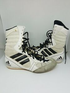 Adidas Tygun Boxing Boots White size US 6 , Used (good condition)