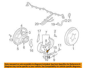 SUZUKI OEM 1999 Vitara Brake-Rear-Lever Left 5378265D00