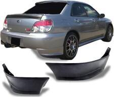 2002-2007 Subaru WRX STI Rear Pods