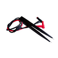 LCR Capacitor Test Clip Pen, SMD Inductor Test Meter Probe Multimeter Tweezers