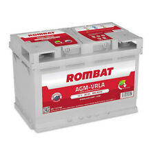 Batterie YUASA YBX9115 AGM 12V 80AH 800A