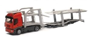 Iveco Stralis Transport de voitures 1/43 New Ray