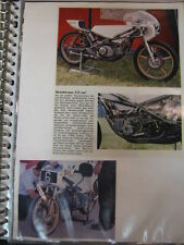 Clipping / artikel Motobécane 125cc (GER)