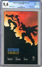 Batman The Dark Knight Returns #4 CGC 9.4  NM  White pgs  F Miller K Janson Art