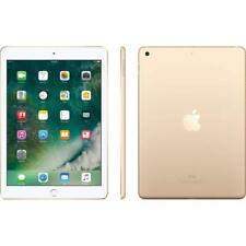 Brand New Sealed Apple iPad 5th Gen. 128GB, Wi-Fi, 9.7in - Gold A1822