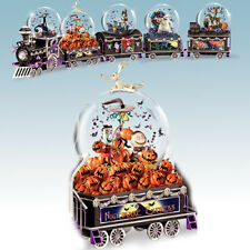 TIM BURTON Nightmare Before Christmas TRAIN CARVING OUT SOME MISCHIEF #2 NEW