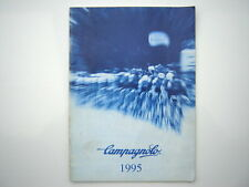 CAMPAGNOLO 1995 PRODUCT RANGE CATALOGUE                                       F9