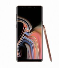 SAMSUNG Galaxy Note 9 / 128GB / SM-N960N / Metallic Copper Korean Model Unlocked