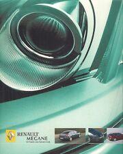 Renault Megane 4-dr & Grandtour 2005 German Market Sales Brochure