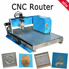HOT SALE! 800W CNC Router Engravering Machine For Wood Acrylic MDF 600*900