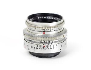 Meyer Optik Gorlitz Primoplan Red V 1.9/58mm f/1.9 58mm for Exacta No.1188143