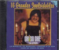 Chico Che Y La Crisis 16 Grandes Inolvidables Vol 2 CD Nuevo sealed