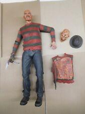 2016 NECA Freddy Krueger Nightmare on Elm Street Action Figure HUGE 19.5''