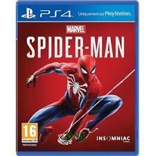 Spider-Man ps4 (RUS/ENG/POL/ARA) Playstaiton 4 nagelneu und versiegelt
