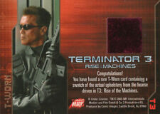 Terminator Collectable Trading Cards