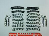 AR824-0,5# 30x Minitrix Spur N/DC  Ausgleichsstück 4924+4912+4914 sehr gut