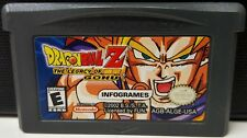 Dragon Ball Z: The Legacy of Goku (Nintendo Game Boy Advance, 2002)