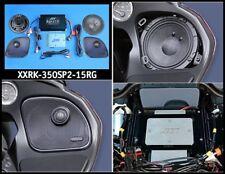 J&M ROKKER XXR EXTREME 350w 2-Speaker/Amp Kit for 2015-17 Harley RoadGlide/Ultra