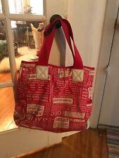 Rare Lululemon Shoulder Bag Manifesto Tote Bag  very Used Condition