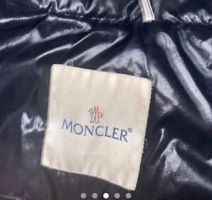 moncler Coat Size Xs(4-6)