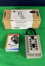 GE AccessPoint 001404 KeySafe 3-Key Portable Push Button Interlogix Supra