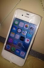 Grade A CONDITION APPLE IPHONE 4S 8GB MOBILE - White -- Sim Free / Unlocked