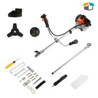 STRAIGHT SHAFT GAS STRING TRIMMER 21.2 cc 2-Stroke Cycle Weed Eater Wacker
